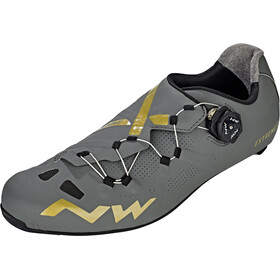 Northwave Extreme GT Shoes Herren anthra/gold